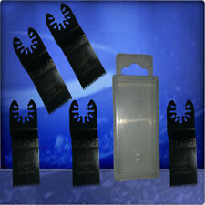 5 Saw blades 32 mm Japan Accessories Attachments for Bosch PS50-2B with Box
