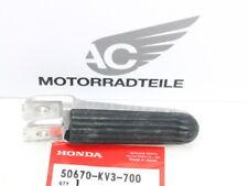 Honda NSF NSR 50 100 R Fußraste vorne links step foot peg front left Genuine