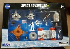 NASA NR20405C Space Adventure Apollo Command Service Lunar Module Moon Rover Set
