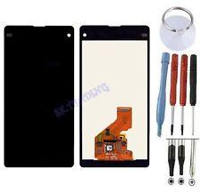 ECRAN LCD + VITRE TACTILE BLOC POUR SONY XPERIA Z1 COMPACT MINI Z1c M51w D5503