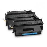 2PK CF280X High Toner Cartridge for HP 80X Laserjet Pro 400 M425dn M401dn M401n