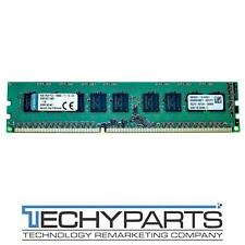 KINGSTON KVR16E11/8KF 8GB 2Rx8 PC3-12800E DDR3-1600 ECC Unbuffered Memory Module