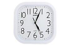 Casio Analog Quartz White Wall Clock IQ02-7R