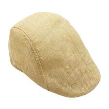 Gorra para hombre Mujer Papelero Boina Sombrero Hiedra Golf Gatsby conductor