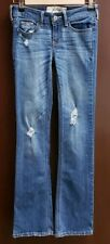 Hollister Womens Distressed Jeans Size W23 L31