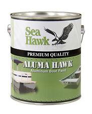 Aluma Hawk Boat Paint, Jon Boat Green, Gallon