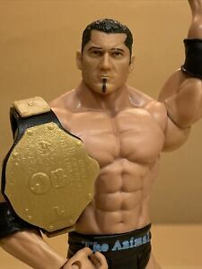 Mattel WWE Basic Series 37 Superstar #14 Batista Action Figure