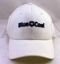 Blue Coat Security Magic Ultrafit ONe Size White Baseball Hat Cap New