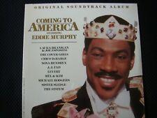 Coming to America Eddie Murphy Original Soundtrack Album 1988 Record Vinyl LP