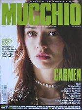 MUCCHIO 622 2006 Carmen Consoli Tool Grandaddy Springsteen Moody Blues Matmos