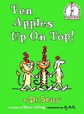By Dr. Seuss Ten Apples Up on Top, New Book
