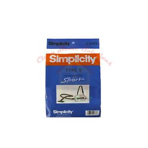 Simplicity Genuine Sport S100 Type S Bags #SS-6