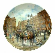 Davenport Cries Of London The Newspaper Seller Plate CP2543