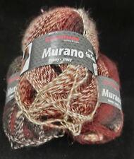 100 g Austermann MURANO funny-crazy, Farbe 1128 - Nicht nur für Socken #1948