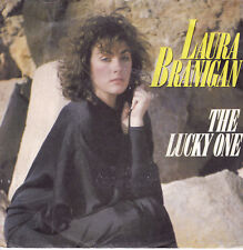 LAURA BRANIGAN The Lucky One / Breaking Out 45