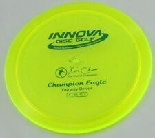 New Champion Eagle-L 164g Driver Dayglow Innova Disc Golf at Celestial Discs
