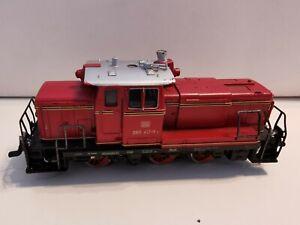 MärklinV 60/260 DB Diesellokomotive mit TELEX-Kupplung - Rot (3065)