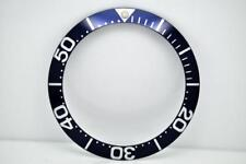 Bezel Insert In Blue to fit Omega Seamaster Professional 300m Full-size Watch