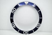 Lunetta inserto in blu per adattarsi Omega Seamaster Professional 300 M Full-Size Watch