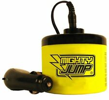 Emergency Portable Car Jump Starter Battery Charger Cigarette Lighter Plug Power