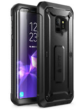 Samsung Galaxy S9 Case, SUPCASE Full-body Cover w/ Screen Protector
