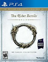 The Elder Scrolls Online: Tamriel Unlimited - PlayStation 4