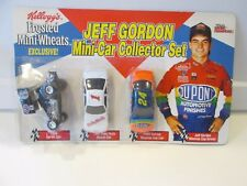 Racing Champions Kellogg's Frosted Mini-Wheats Jeff Gordan Collectors set