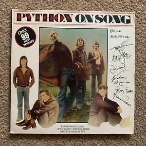 "Monty Python - Python On Song EP (7"" Vinyl)"