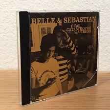 Dear Catastrophe Waitress by Belle & Sebastian (CD, 2003, Rough T) 06076-83216-2