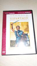 DVD ESPARTACO (SPARTACUS)