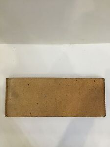 Tiger Stove Genuine Spares Rear Back  Brick (Not  Vermiculite Copy)