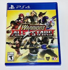Replacement Case (NO GAME) Warriors All Stars PlayStation 4 PS4