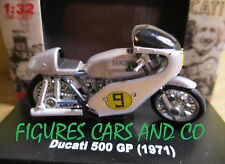 MOTO 1/32 DUCATI 500 GRAND PRIX 1971 PHIL READ