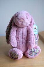 Jellycat Tulip Blossom Bunny Medium Plush Toy 31cm Gift