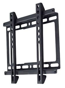"Ultra Slim TV Wall Mount Bracket 15"" up to 42"" Fits LED / LCD / Plasma"