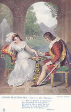 BYRON illustrated - Mazeppa & Theresa , Artist H. Richter , 00-10s : TUCK