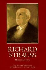 Richard Strauss by Michael Kennedy (2000, Hardcover)