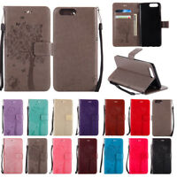 For OnePlus 3/ 5 /5T 3D Patterned Wallet Flip PU Leather Card Slots Case Cover