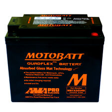 Motobatt Quadflex Battery MBTX20UHD For Harley Davidson Motorcycle