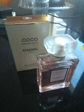 Chanel Coco Mademoiselle EDP 50ml approximately 70% Full