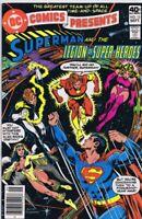 DC Comics Presents #13 ORIGINAL Vintage 1979 DC Comics Newsstand GGA