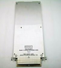 Keithley 7002 Hd Mux1 Quad 1 X 40 Multiplexing Card