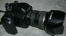 PENTAX 645NII  MINT CONDITION WITH 45MM TO 85MM  LENS