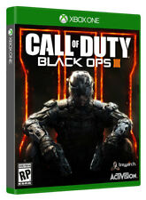 Call of Duty Black Ops 3 III Xbox One Game BRAND NEW - REGION FREE