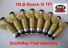SouthBay Fuel Injectors 19lb Camaro Firebird 305 TPi fuel injectors