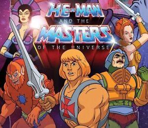 'HE-MAN & THE MASTERS OF THE UNIVERSE' (1983) S1 E12 Original 16mm Film TX Print