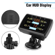 A501 HUD Display OnBoard OBD2 Kraftstoffverbrauch Tachometer Digitalanzeige Auto