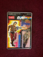 "GI Joe Funskool India Major Bludd 3 3/4"" Carded"