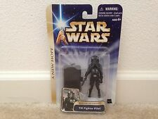 STAR WARS A NEW HOPE ANH BATTLE OF YAVIN TIE FIGHTER PILOT FIGURE #14 - NEW NIP