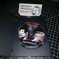 RESIDENT EVIL: CODE VERONICA X PS2 (DISC ONLY) USED, TESTED. WEAR. PLAYSTATION 2